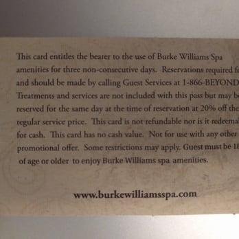 Burke Williams Spa Pasadena Ca