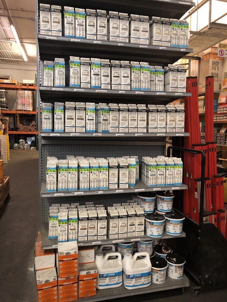 Ceramic Tile Design Warehouse: 321 Alabama St, San Francisco, CA