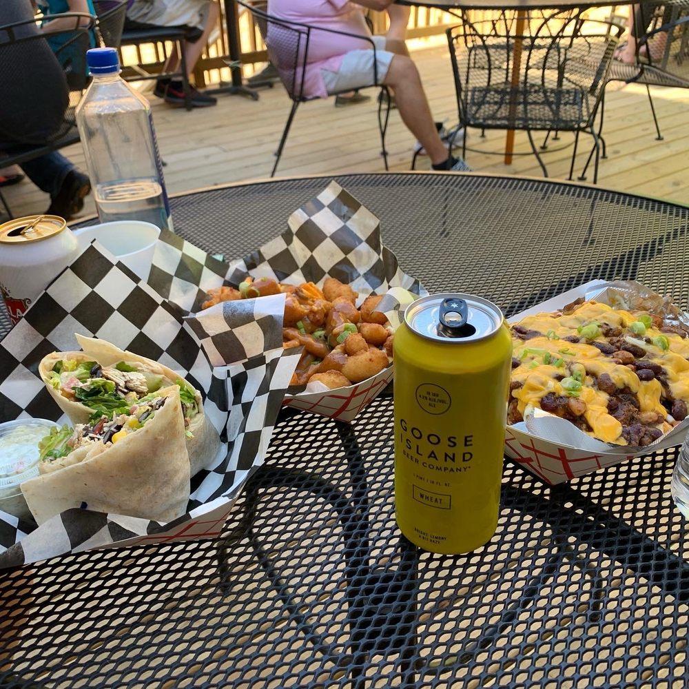 Social Spots from Hometown Sports Bar & Grill