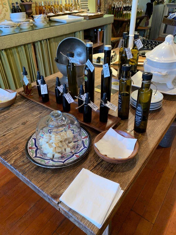 Carolina Gramm Ojai Tasting Room