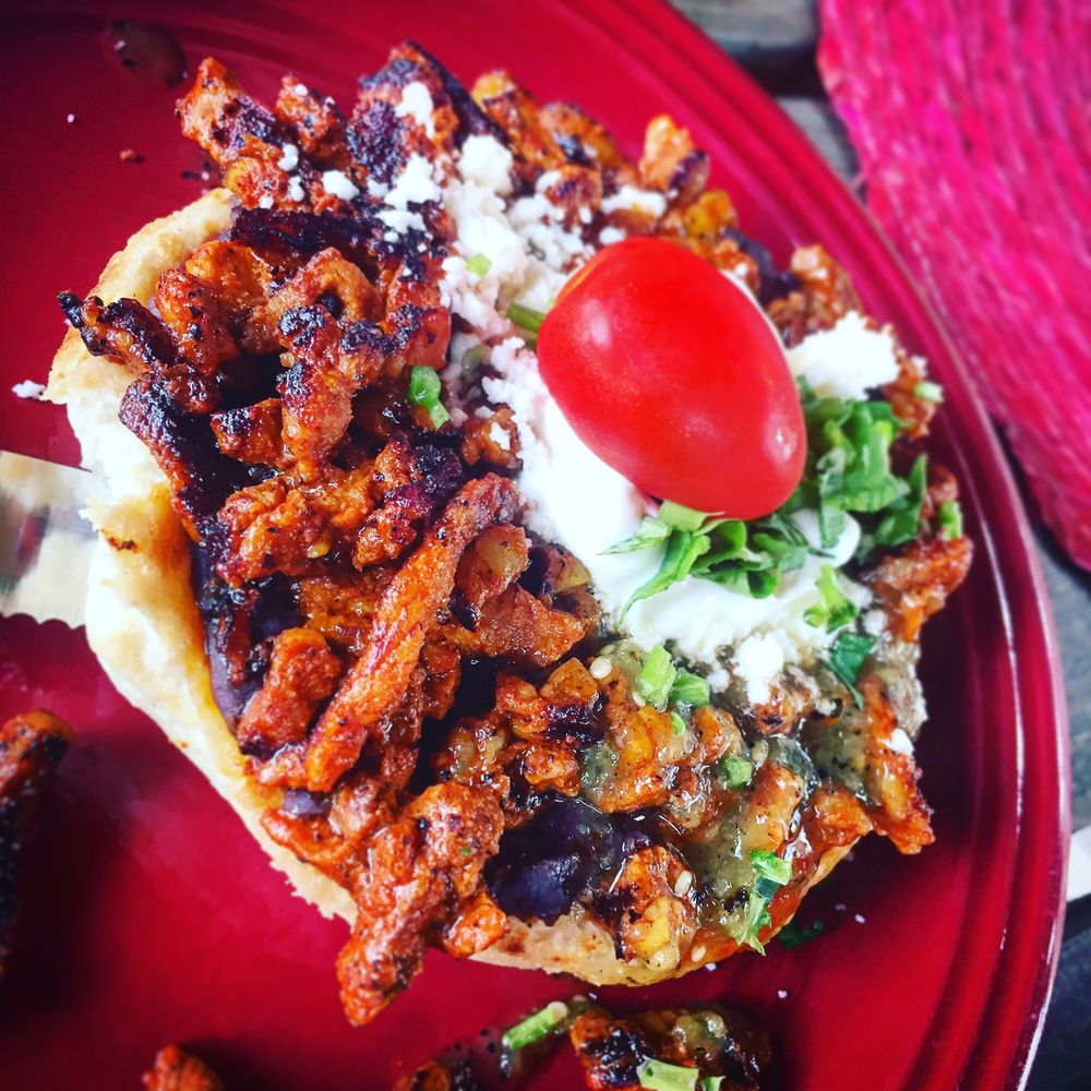 Sope Al Pastor Must Try For Anyone Living In Or Visiting