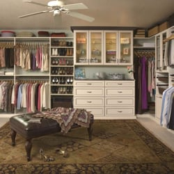 Beau Photo Of Urban Closet   North York, ON, Canada. Antique White Walk