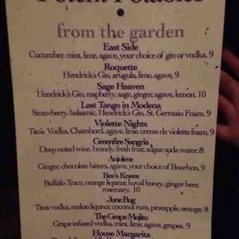 Greenfire Restaurant Rockford Il Menu