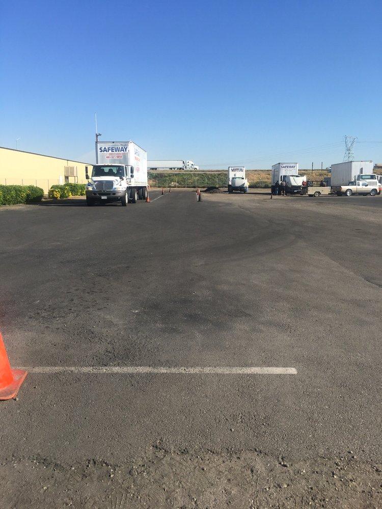 Safeway Truck & Bus Driving School: 7844 Cox Ave, Bakersfield, CA