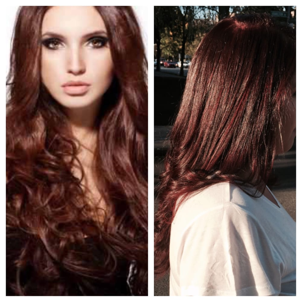 Try Our Cinnamon Spice Hair Color Yelp
