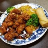 Photo Of Mulan Chinese Restaurant Sandy Ut United States General Tso En