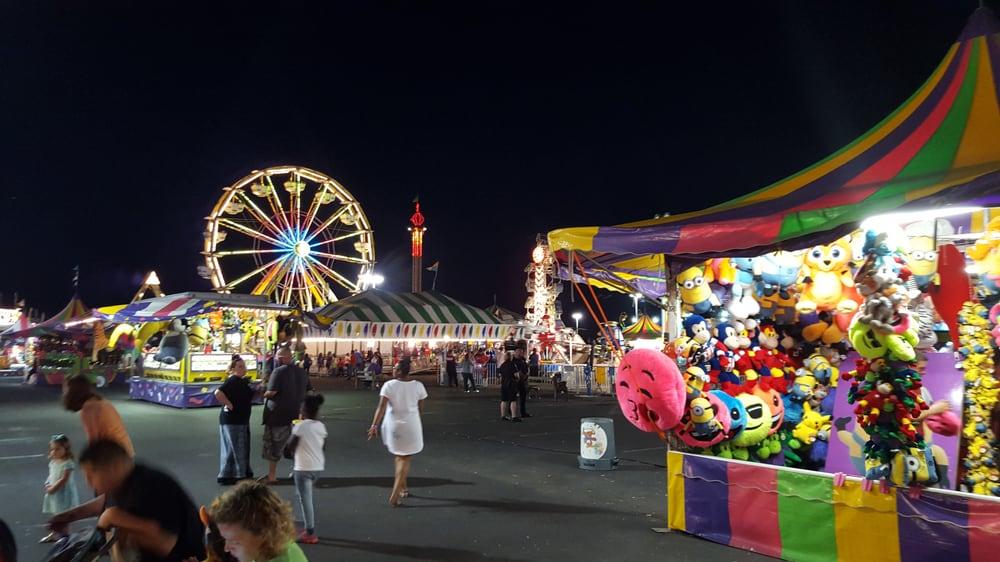 Thomas Carnival @ Dell Diamond