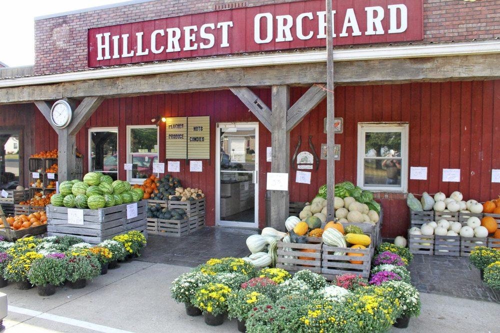 Hillcrest Orchard: 2474 Tr 444, Sugarcreek, OH