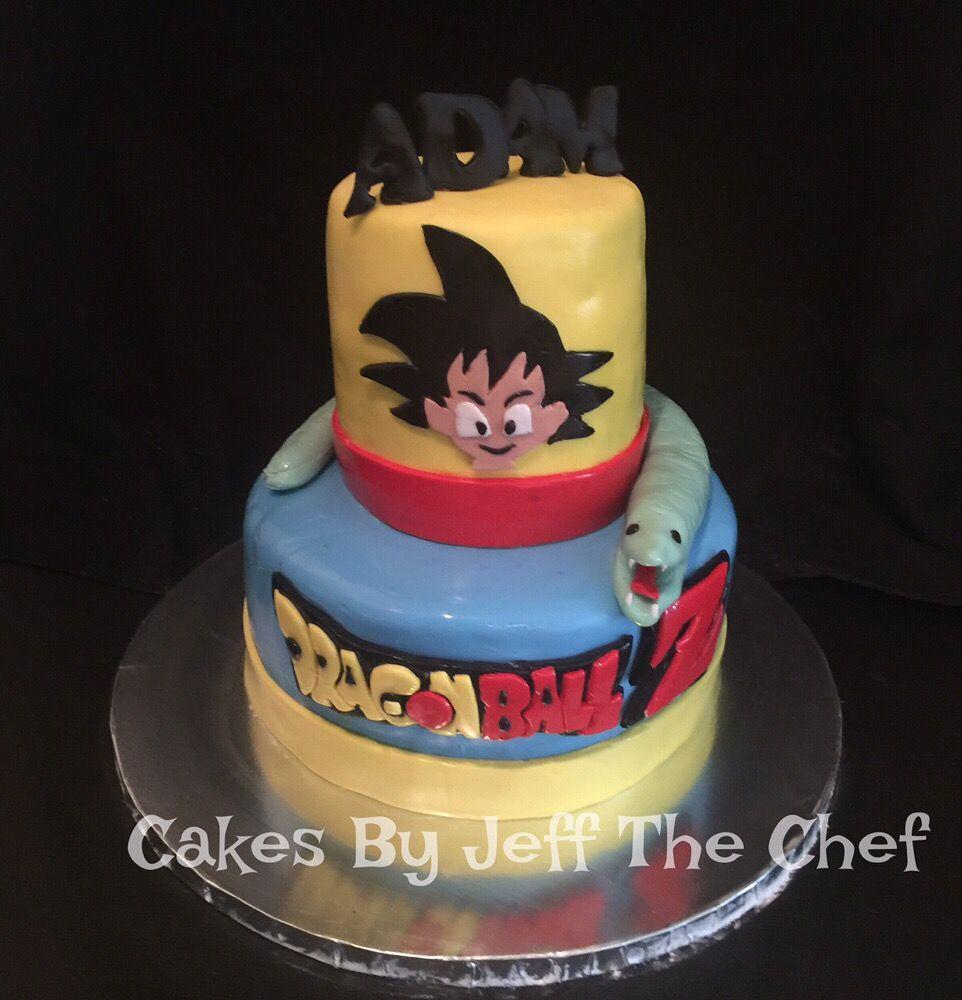 Dragon Ball Z Cake Yelp