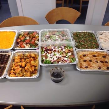 Persian food catering san jose ca
