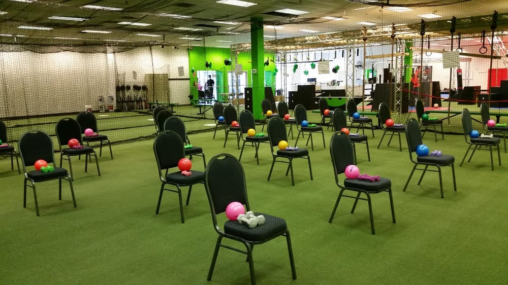 K4 Fitness: 402 Progress Pkwy, Warrenton, MO