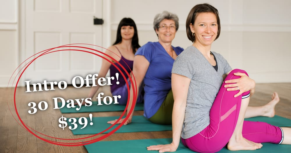 Social Spots from Yoga at Simply Well