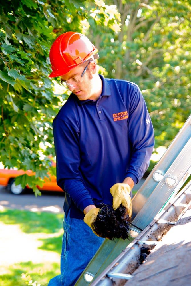 Ned Stevens Gutter Cleaning: 1295 Reservation Rd, Rock Hill, SC