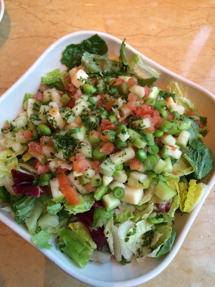 Skinnylicious fresh vegetable salad. - Yelp