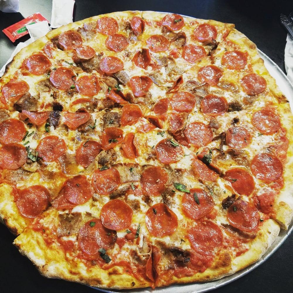 Corleone S Famous New York Pizza Gyros Daytona Beach Fl