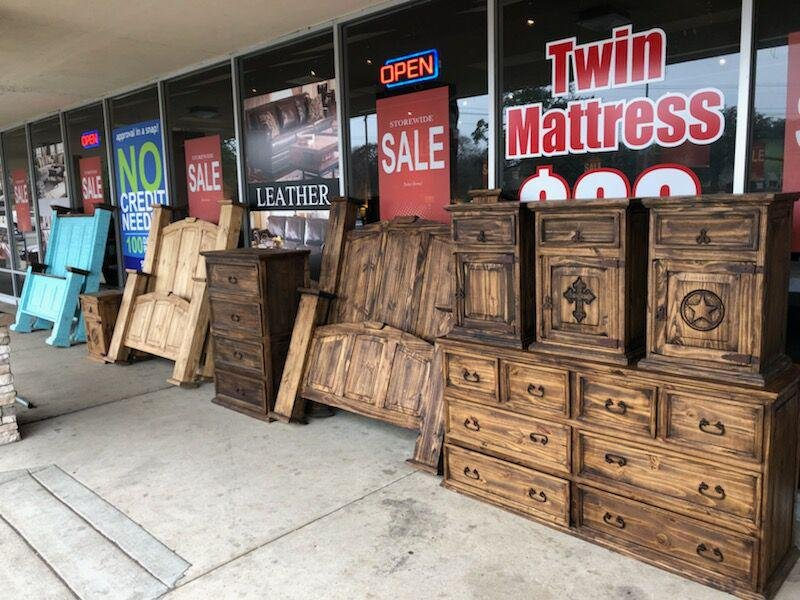 Walker Mattress and Furniture: 2144 N Main St, Belton, TX