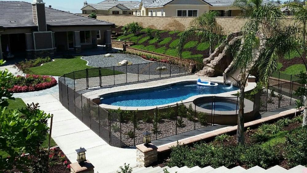 Pool guard of la photos reviews fences gates