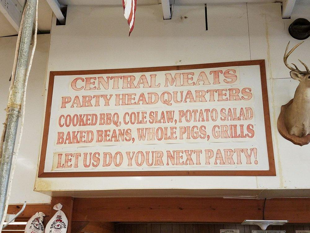 Central Meats: 1120 Kempsville Rd, Chesapeake, VA