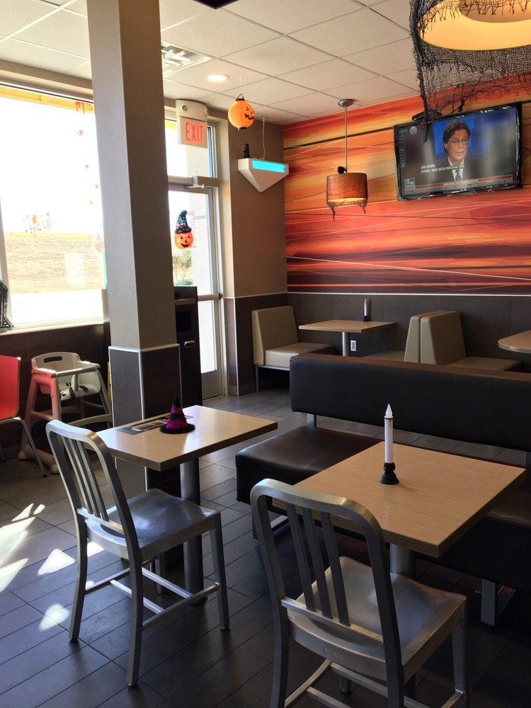 McDonald's: 1430 Live Oak St, Marlin, TX