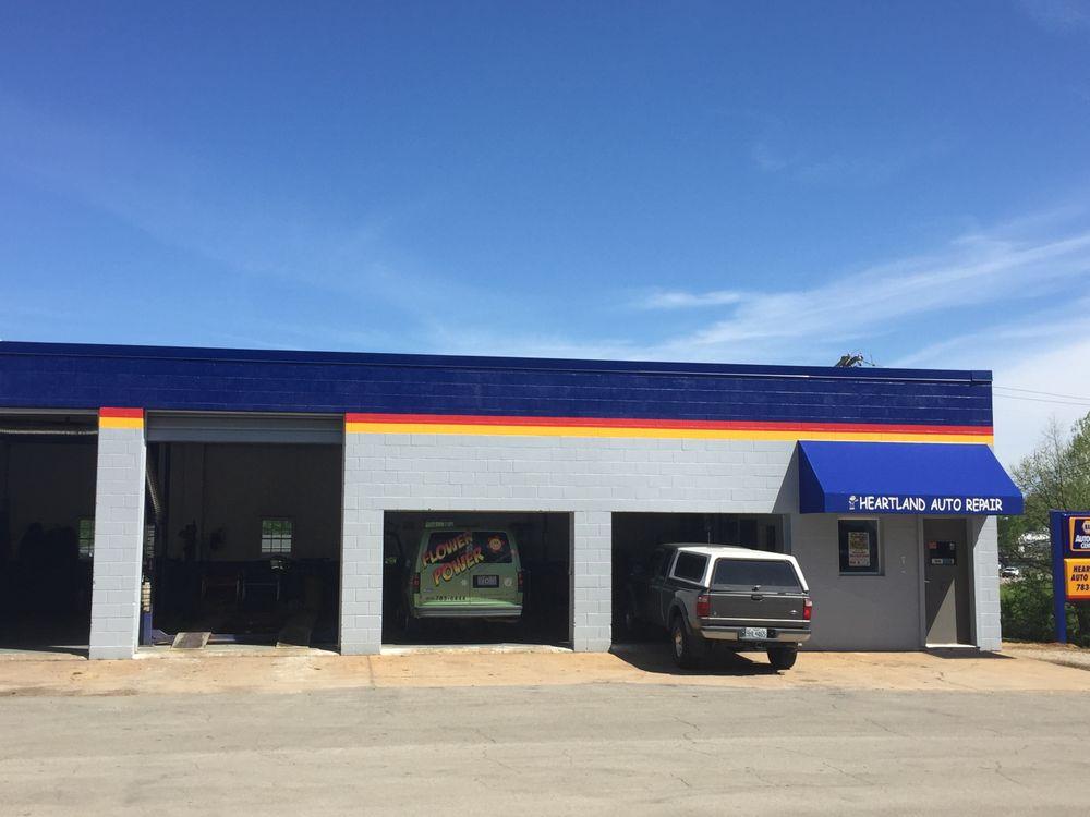 Heartland Auto Repair: 124 N Mine La Motte Ave, Fredericktown, MO