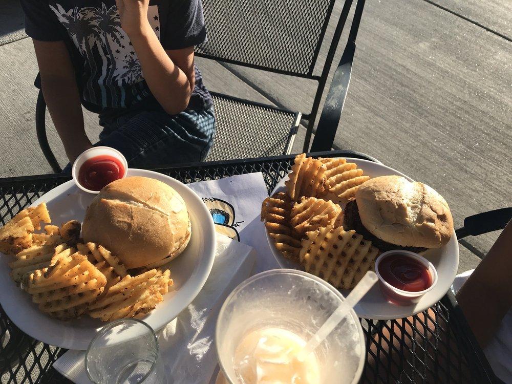 The SnakeBite Restaurant: 401 Park Ave, Idaho Falls, ID