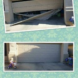 Photo Of Well Hung Garage Door El Mirage Az United States