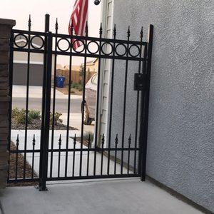 Jaguar Wrought Iron 12 Photos 14 Reviews Fences
