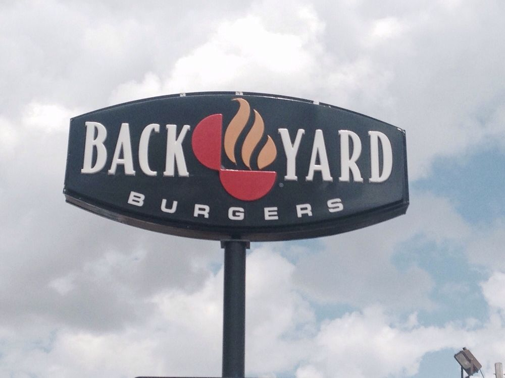 Back Yard Burgers: 849 S State St, Clarksdale, MS