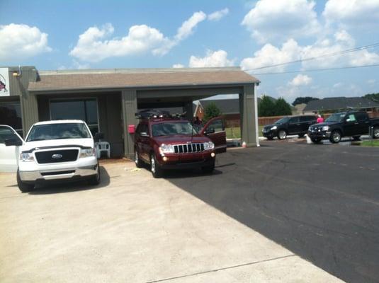Car Wash Winchester Rd Huntsville