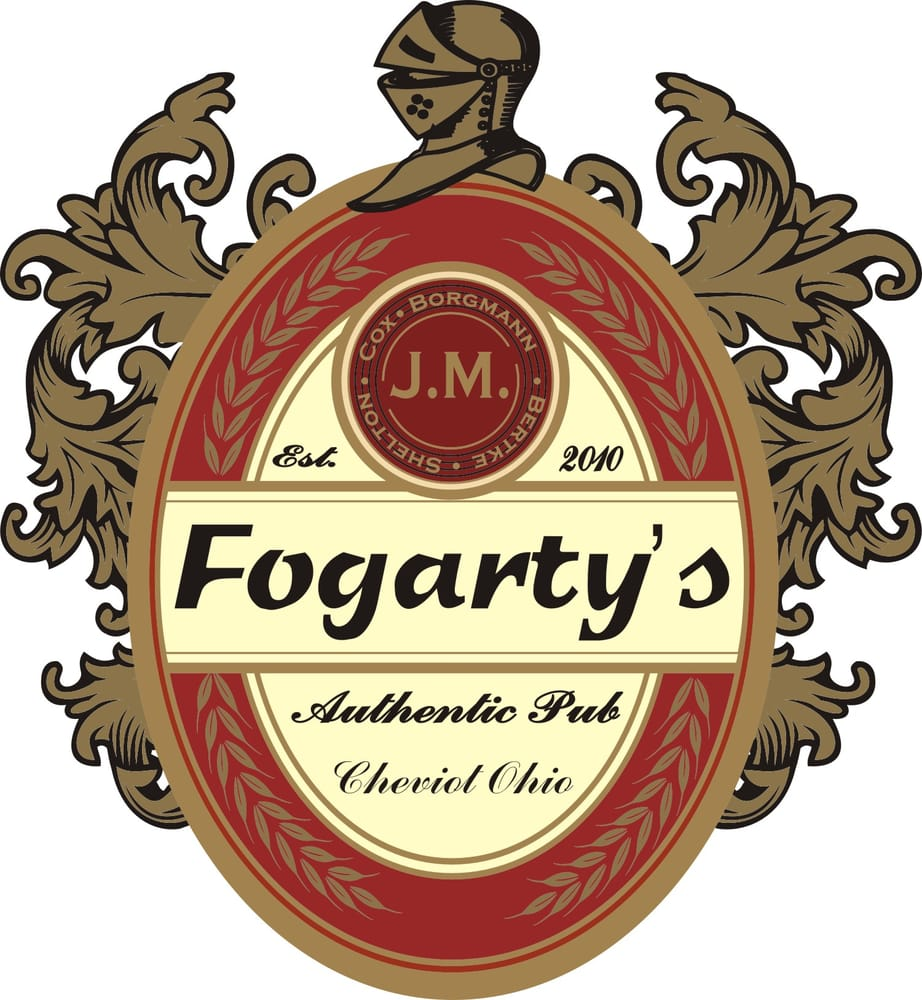 Fogarty's Irish Pub: 3620 Harrison Ave, Cheviot, OH