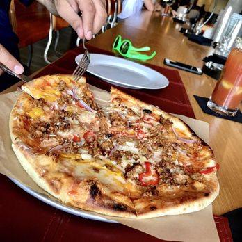 photo of brezza cucina pizzeria atlanta ga united states italian sausage