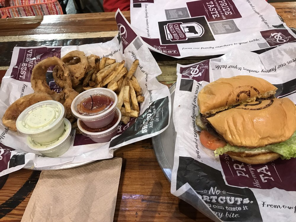 Sam's Burgers, Fries, and Pies