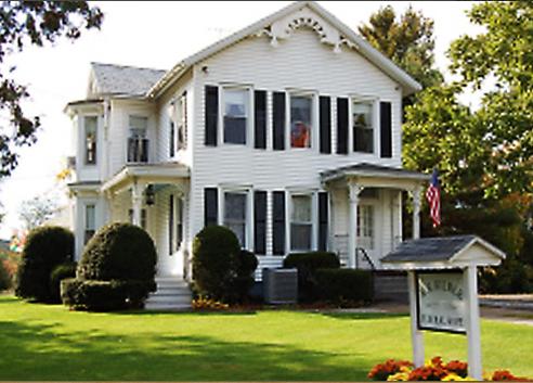 M. B. Kilmer Funeral Home: 123 Main St, Argyle, NY