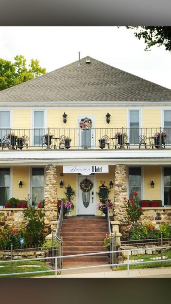 The Branson Hotel: 214 W Main St, Branson, MO