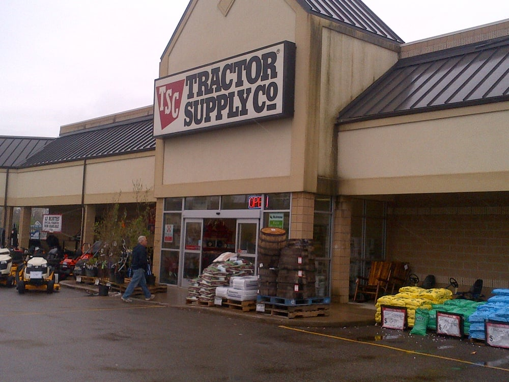 Tractor Supply: 4166 Burbank Rd, Wooster, OH