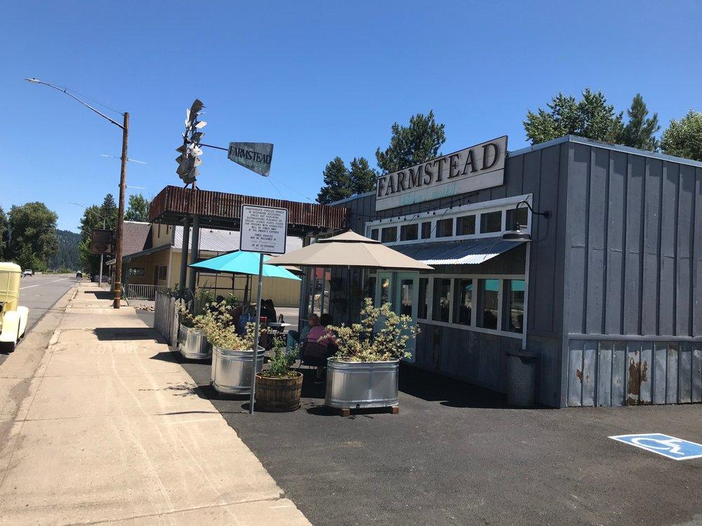 Farmstead Kitchen & Market: 163 Main St, Chester, CA