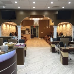 Lux nails nail salons 117 sutton ave oxford ma for Nail salon oxford