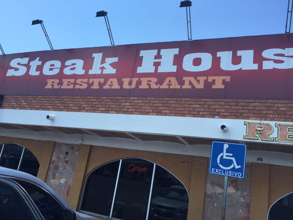 Steak House: Francisco Eusebio Kino 39, Sonoita, SON