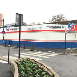 Formycar r paration auto 2 rue gaston monmousseau for Garage ford val de marne