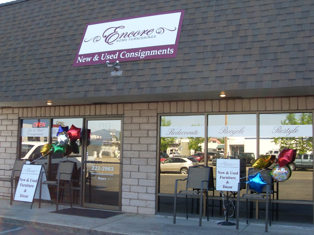 Encore Home Furnishing Consignment Furniture Stores 2313 Larkspur Ln Redding Ca Phone