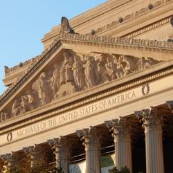 National Archives - Washington, DC logo