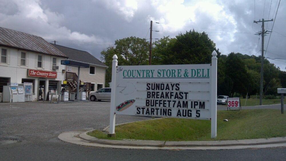The Deli: 227 Sunnybank Rd, Reedville, VA