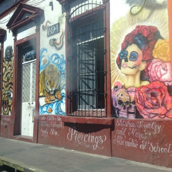 Estudio Tatuajes Nomadas Guadalajara chamuca tattoo estudio - piercings - morelos #694, guadalajara