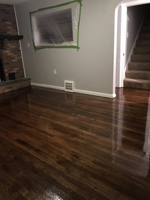 Ed Harris Floor Sanding Refinishing Flooring Cleveland Oh Yelp