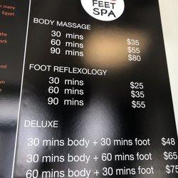 Tao Feet Spa - 12 Photos & 47 Reviews - Reflexology - 2722