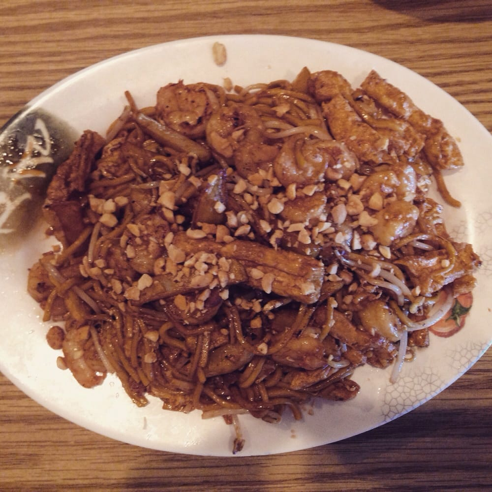 Food from Ho Yi Chinese Restaurant