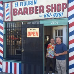 El Figurin Barber Shop Barbier 2858 W Sunset Blvd