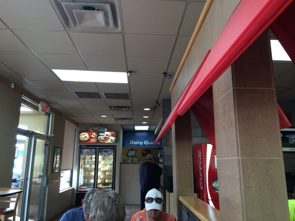 Dairy Queen Grill & Chill: 201 S 2nd St, Central City, KY