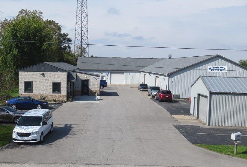 Diamond Collision Services: 292 S County Rd 800 E, Avon, IN