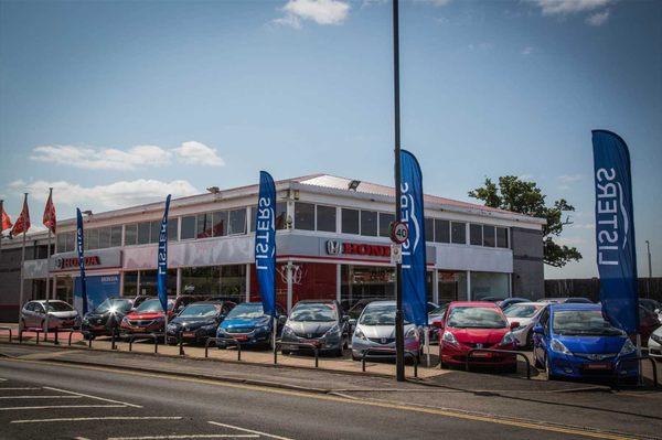 Listers honda coventry car dealers 540 london road for Honda dealer phone number